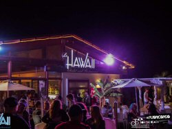 Chalet Le Hawaii: happy hour